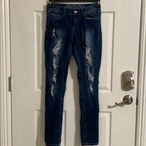 Junior skinny jeans
